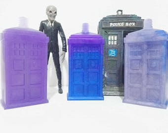 TARDIS Doctor Who Soap Bar