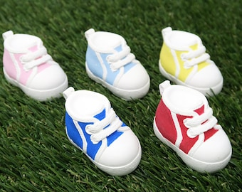 Car Air Freshener [Baby Shoes] Car Accessories l Birthday Gift l Baby Shower l Wedding Favors l Bridal Shower l Bridesmaid Gift l Diffuser