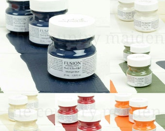 Fusion Mineral Paint 37ml - All Colors Available - Same Day Shipping