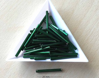 Pine Green tubes 4076 color 25 mm