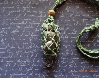 Green Interchangeable Necklace