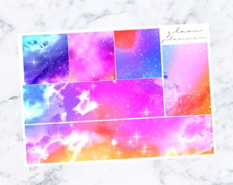 PRE-SALE! FOILED Sailor Moon Washi (Glam Planner Stickers for Erin Condren Life Planner)
