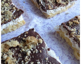 S'mores Squares (Box of 4 or 9 Squares)