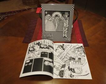 "Bunk #0: ""Bootleg Edition"", Comic Art Zine"