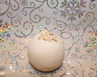 Oatmeal Milk and Honey Bath Bombs