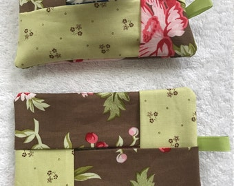 Homemade Travel Tissue Holders, Multiple Options, Receive a Discount if you Purchase 4