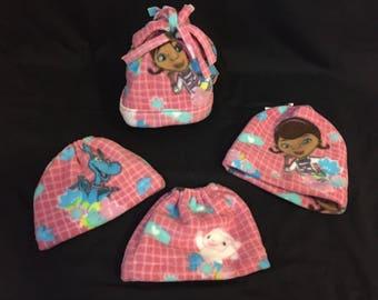 Toddler Doc McStuffins Hats