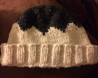 Triangle Two Tone Hat