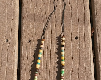 Earthy Bead Necklace