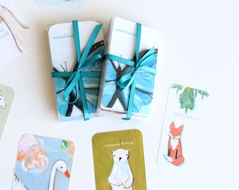 animal wisdom| oracle card deck