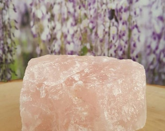 Raw Crystals and Gemstones - Rose Quartz - Raw Healing Crystals - Healing Stones - Love Stone - Metaphysical - Reiki