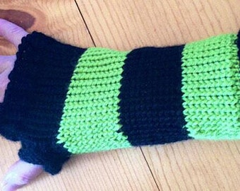 Wicked Witch of the West Fingerless Gloves