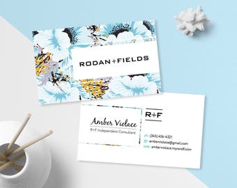 Business cards rodan and fields Etsy