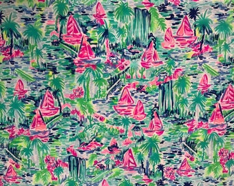 SALT IN The AIR Multi Spring 2018 Lilly Fabric Pulitzer