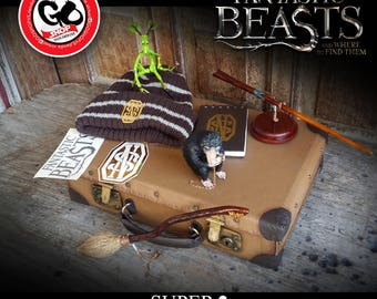 Fantastic Beasts suitcase PACK