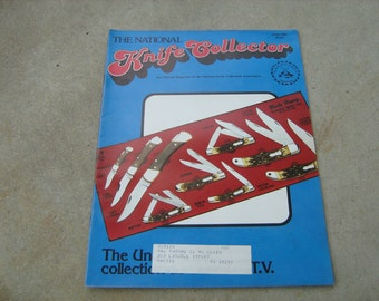 1981 June the national knife collector  magazine