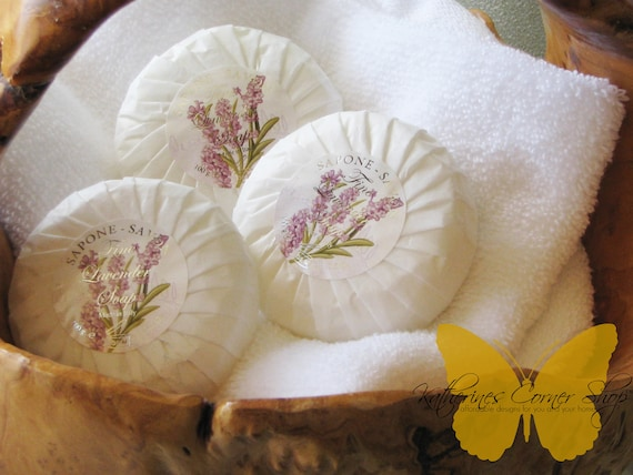 Lavender Soap Boxed Set
