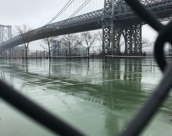 East River Park Tennis Courts