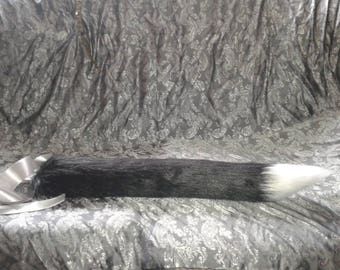 """20"""" Baby Wolf tails, animal tail, anime, furry, cosplay, costume, fancy dress"""