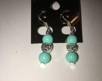 Lovely Home made earrings