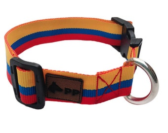 Colombia Dog Collar