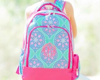 Marlee Backpack Viv & Lou® Monogram, Viv and Lou Backpack, Personalized Backpack, Monogram Backpack, Personalized Backpack, Marlee Backpack