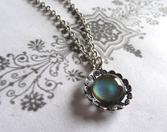 Mood Stone Necklace Color Changing