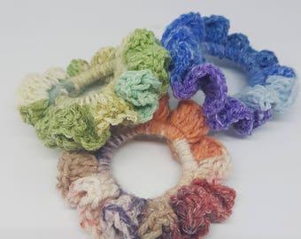 Handmade Scrunchie Hairband