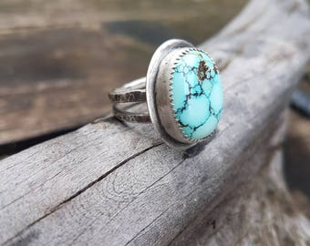 Beautiful high quality Turquoise set in fine and sterling silver