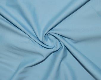 "Blue Gray #20 Swimwear Activewear 4 Way Stretch Nylon Spandex Lycra Solid Apparel Cosplay Craft Fabric 56""-58"" Wide By The Yard"