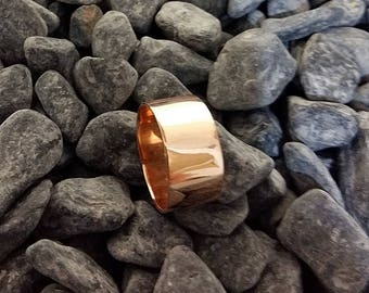 gilding metal ring