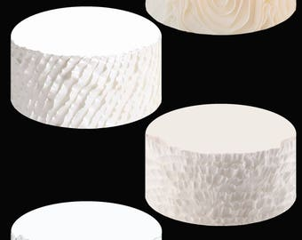 Digital Cake Design - Texture Tiers Library 1