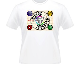 Garth Algar Wayne's World 2 Movie Video Toaster T-Shirt