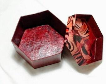 Jewelery boxes /Boites jewelry