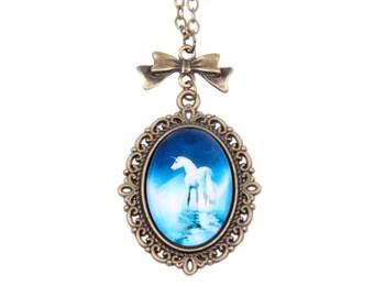 Unicorn Necklace,  1825C