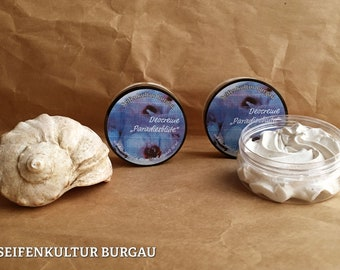 "Deocreme ""Paradise Blossom"" with coconut oil KBA + Kirschkernöl-without aluminium salts"