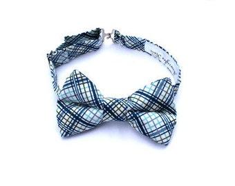 Boys Navy Bow Tie, Boys Blue Bow Tie, Toddle Navy Bow Tie, Toddler Bow Tie, Ring Bearer Outfit, Rustic Wedding Bow Tie, Boyish Charm