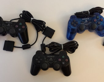 Playstation One  (PS1)  Controllers