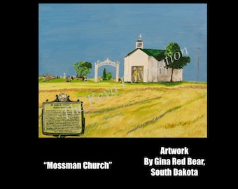 Signed Fine Art Prints - Lakota Artwork 2