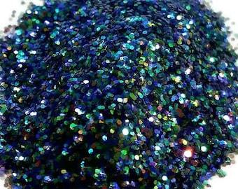 Glitter  - Loose Glitter  - Black Diamond Glitter - Doc Holliday Glitter  - 2 Ounces of Glitter  - Embellishments  - Glitter For Crafts