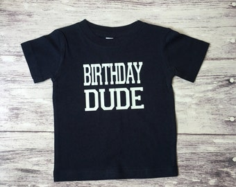 Birthday dude shirt, boys birthday shirt,  birthday guy shirt, baseball birthday party, baseball party, 1st birthday shirt, first birthday
