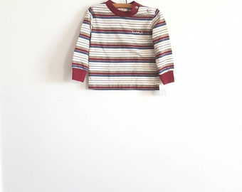Vintage Deadstock Striped Shirt