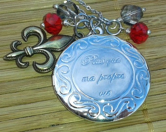 in Australia - Silver plated Renesmee Locket - Twilight Saga Breaking Dawn Jewelry Bella and Edward