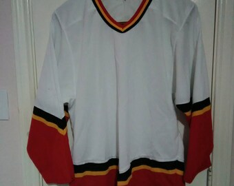 Vancouver Canucks blank CCM Jersey sz small