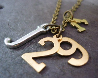 Christian necklace, Jeremiah 29:11, For I know the plans I have for you