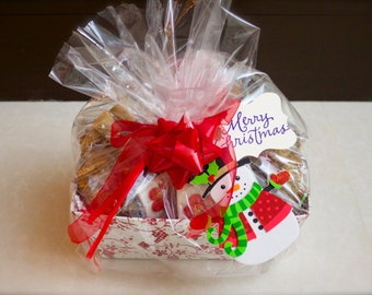 Holiday Small Bakery Basket