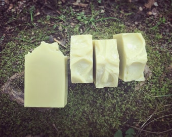 Lavender Coconut Soap - Vegan Palm-Free