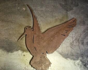 Metal wall art - Woodcock