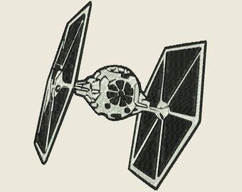 Star Wars Machine Embroidery Designs - 33 Quality Designs - CD/USB/Floppy - 11 Formats