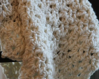 Crochet Pattern - Crochet Baby Blanket Pattern - Crochet Blanket Pattern - Afghan Crochet Pattern - Crochet Patterns - Photo Prop - PDF 313